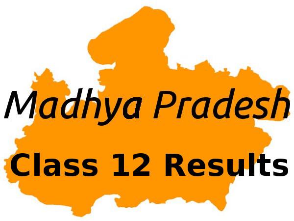 Madhya Pradesh Class 12 2015 Results Declared