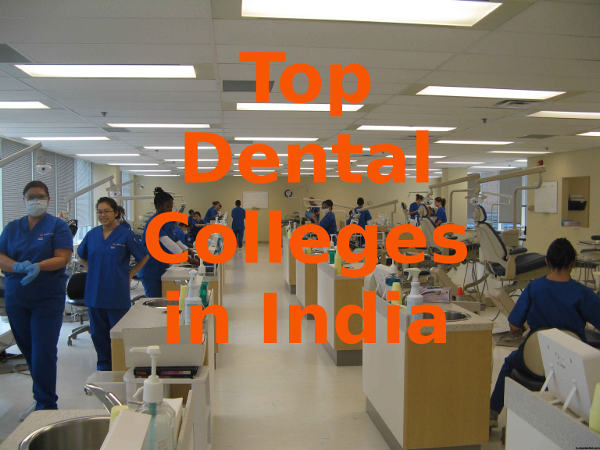 Top Dental Colleges in India