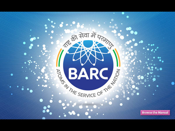 BARC invites applications for admissions to Ph.D