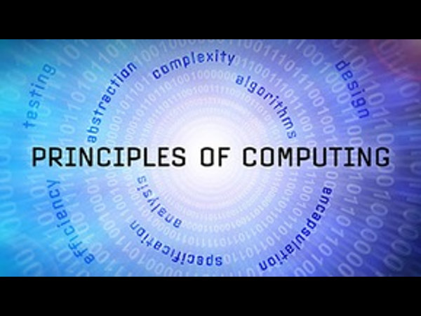 Principles of Computing: Online course