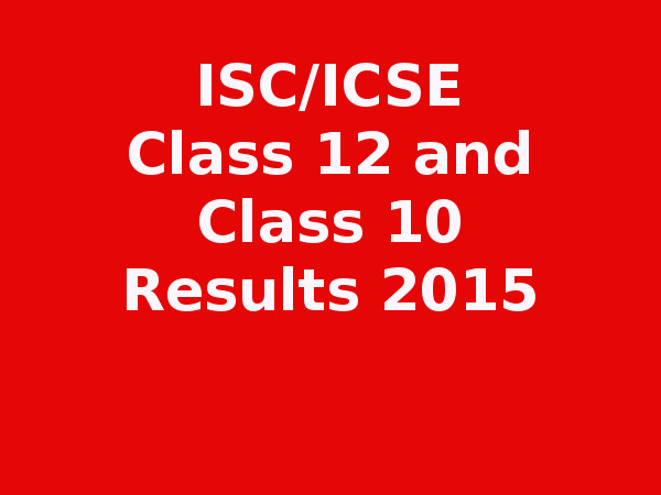 Check CISCE/ISC Class 12 and ICSE Class 10 results