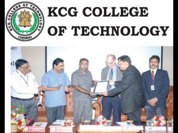 KCG College of Tech offers admissions to UG & PG
