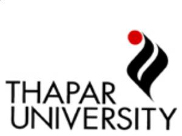 Thapar varsity offers admissions for MBA