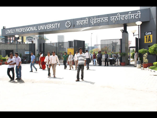 Lovely Professional University: Admission 2015