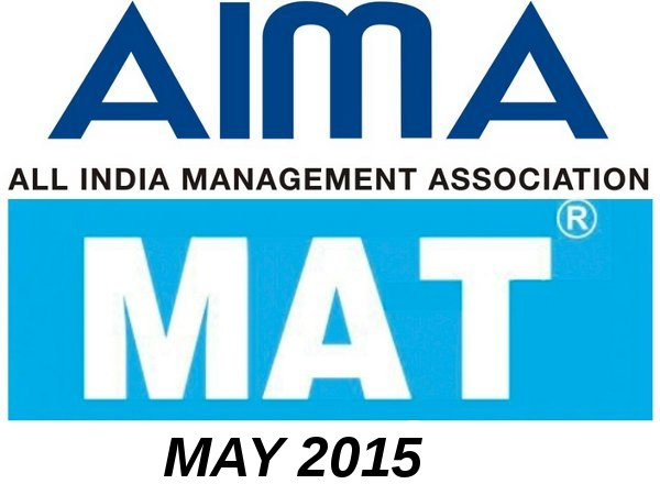 MAT May 2015: Results announced