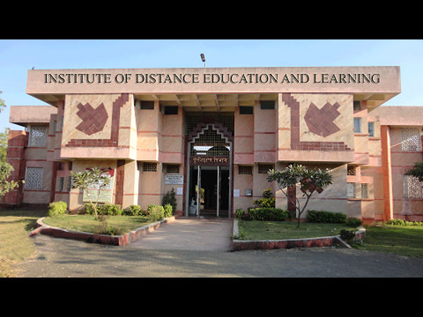 IDOL distance education courses admission to begin