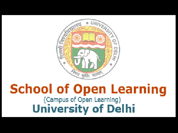 School of Open Learning Exam paper leaked on App