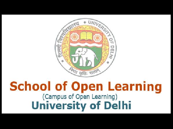 School of Open Learning Exam paper leaked on App