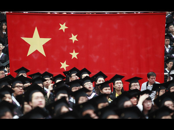 8,000 Chinese students expelled from US Schools