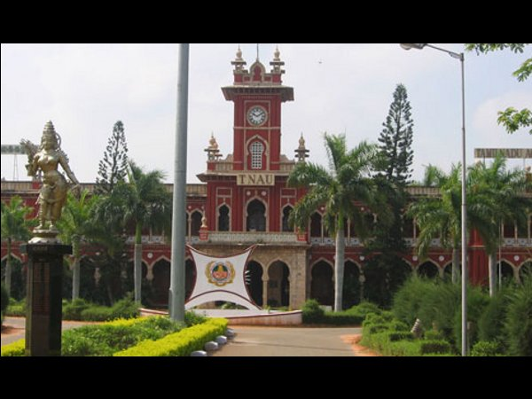 Two TNAU students secure first rank in ICAR exam