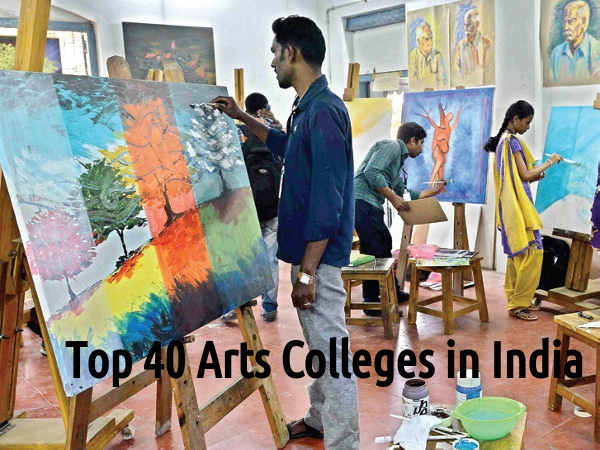 Top 40 Arts and Humanities Colleges in India