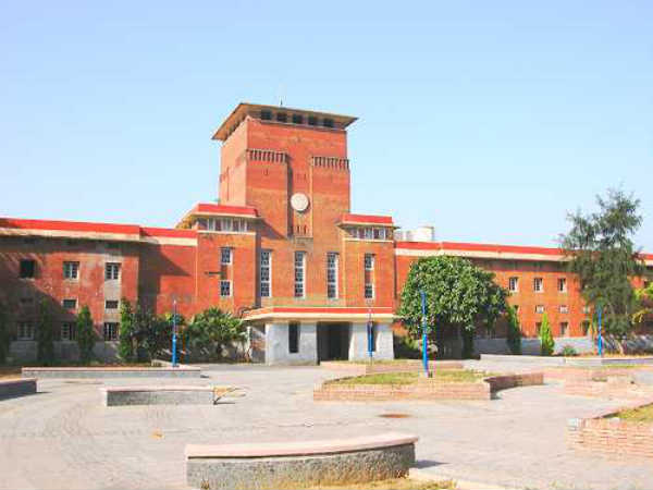 DU college recycles used papers for office use