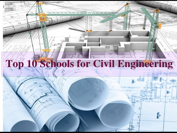 Civil Engineering top 10 usa colleges