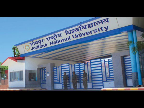 Govt bans new admissions in Jodhpur National Univ