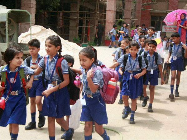India made progress in providing primary edu