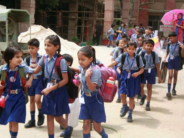 India made progress in providing primary edu