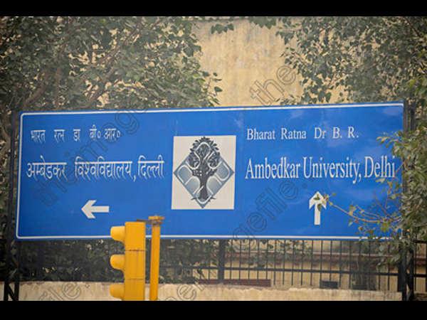 Ambedkar university: Marginal dip in 2nd cut-off