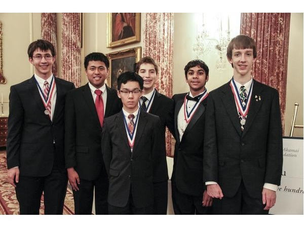 Indian-origin students help US win Math Olympiad