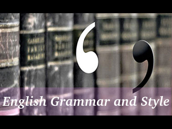English Grammar and Style: Online course