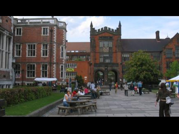 Top 7: The University of Newcastle
