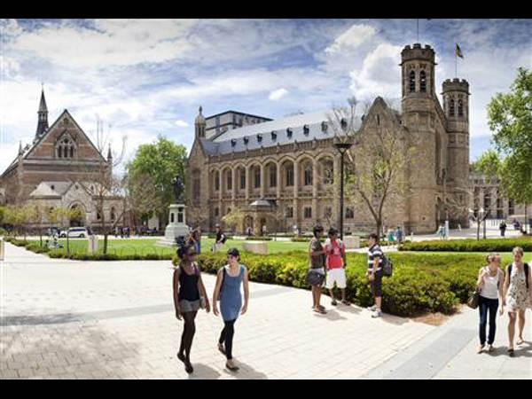 Top 9: The University of Adelaide