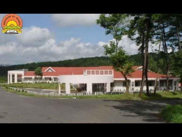 NEHU offers LL.M admissions
