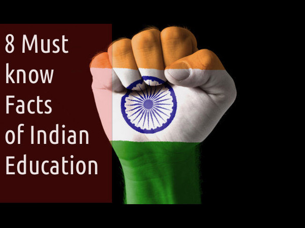 8 Imperative Facts of Indian Education History