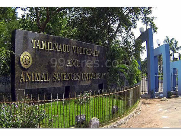 TANUVAS offers admission for MBA Programme