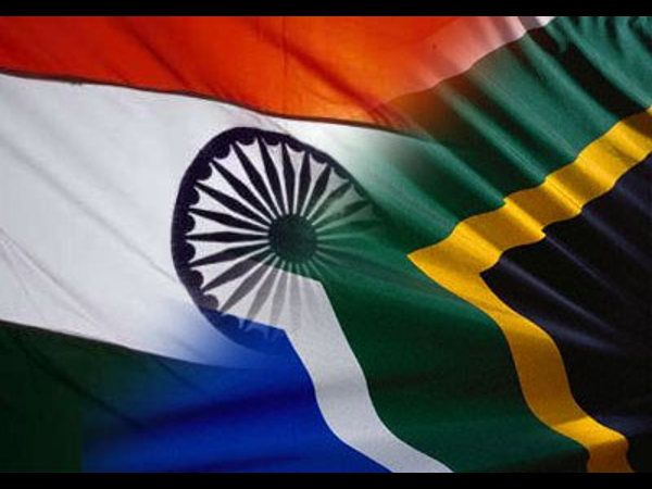 S Africa sends 59 students to India for training