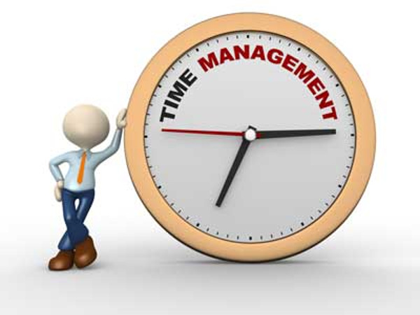 8 Tips for Time Management At Workplace