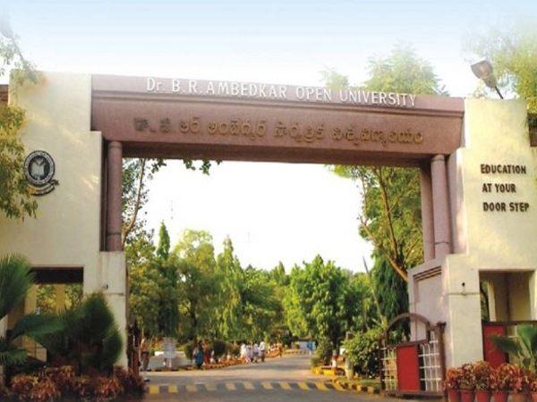 Dr. B R Ambedkar Open Univ Opens UG/PG admissions
