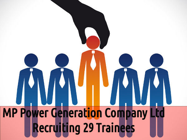 Vacancies at MP Power Generation Company