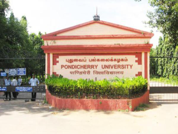 Pondicherry Univ DDE offers UG/PG admission