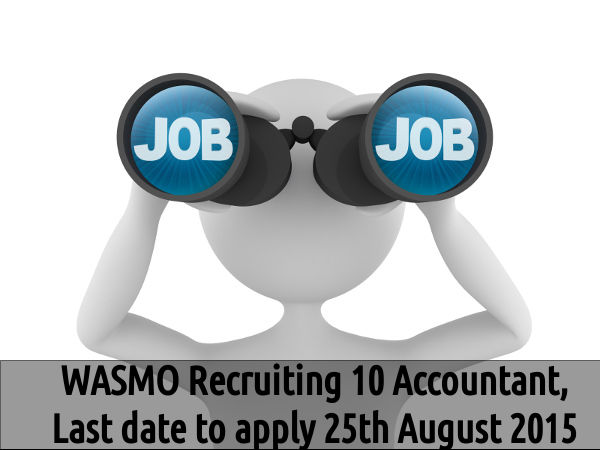 WASMO Recruiting 10 Accountant's