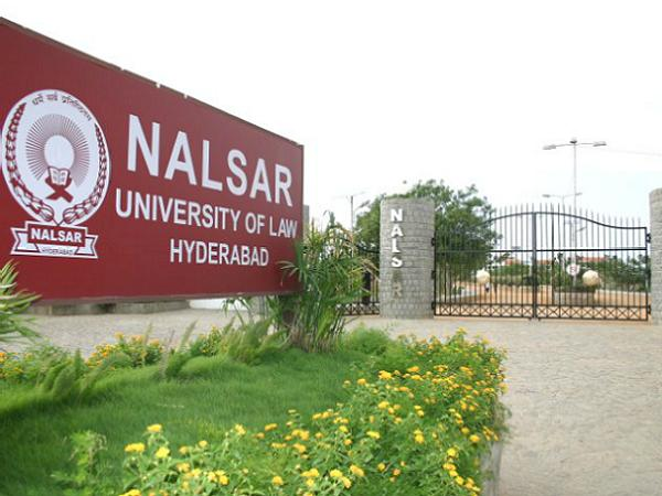 NALSAR Univ of Law offers M.Phil/Ph.D admissions