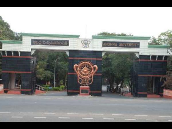 World Education Summit 2015: Andhra University