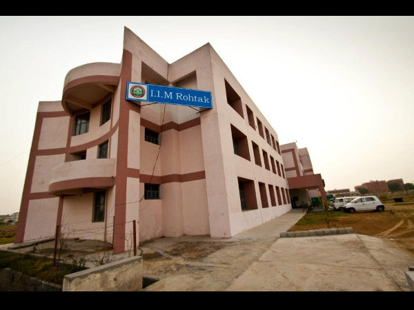 IIM Rohtak offers Executive PGP admission