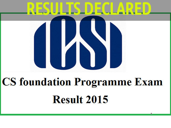 CS Results Declared