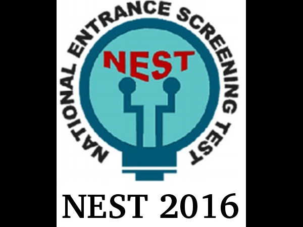 Nationwide Education & Scholarship Test (NEST)2016