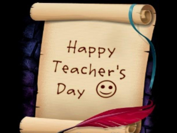 Teacher's Day: Tips To Make The D-Day Special
