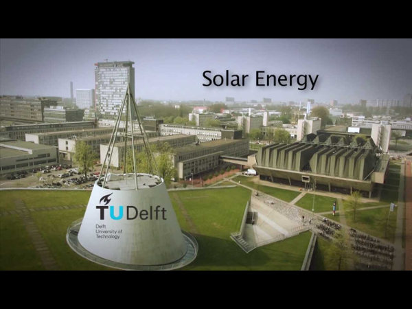 TU Delft Offers Online Course on Solar Energy