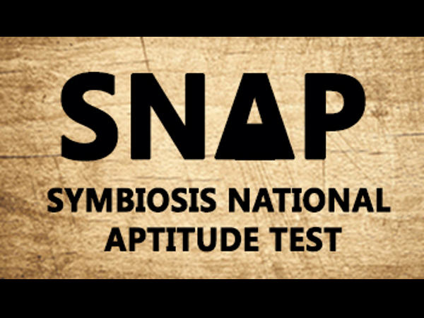 Symbiosis National Aptitude Test (SNAP) syllabus