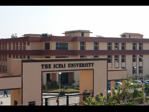 ICFAI Univ offers admission for Distance MBA