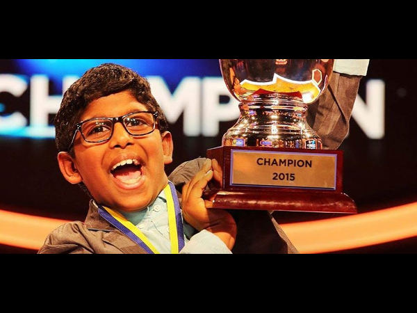 Indian-Origin Boy Wins Australian Spelling Bee