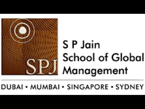 S P Jain ranks #10 in the world