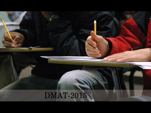 DMAT 2015 cancelled due to power failure