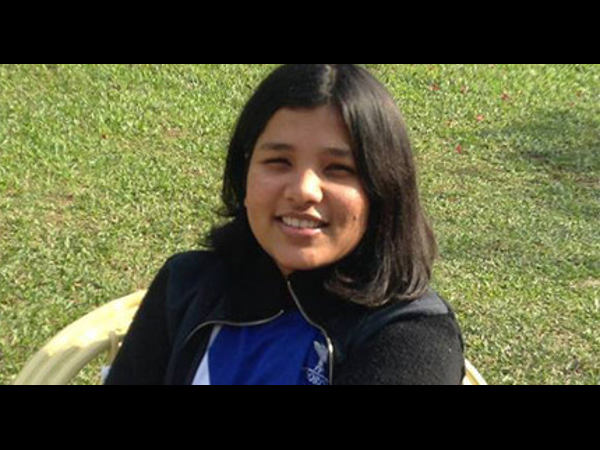 Assam Girl Bags The Commonwealth Scholarship in UK