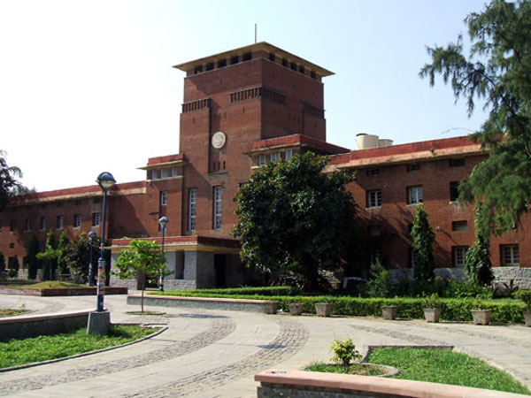 Delhi University offers Ph.D admissions