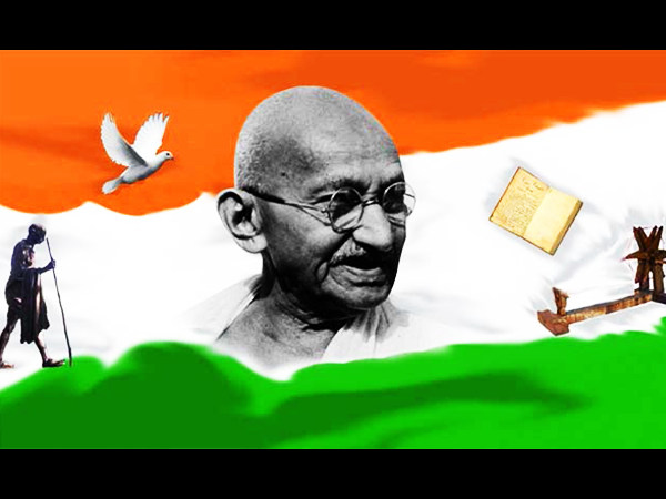 an analysis of the contribution of mahandas gandhi in the independence of india 872 quotes from mahatma gandhi: 'be the change that you wish to see in the world', 'live as if you were to die tomorrow learn as if you were to live forever', and.