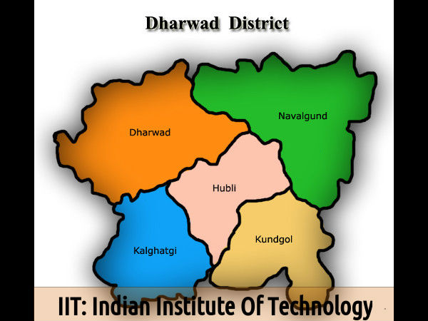 IIT Dharwad To Begin 1st Batch With 250 Students